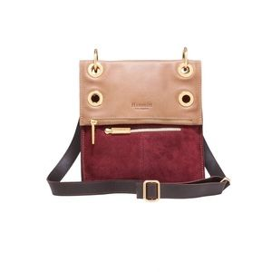 Hammitt Derek Reversible Colorblock Crossbody Bag